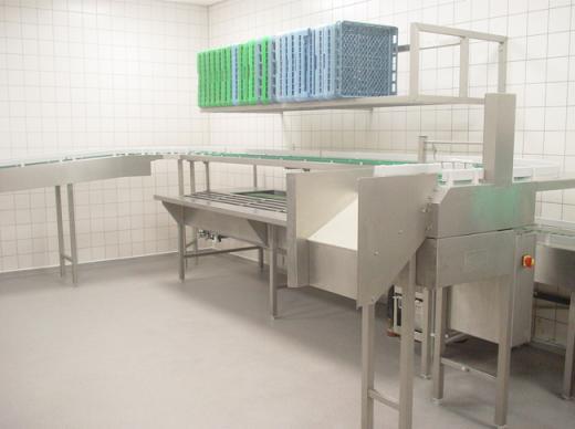 Betonlook vloer keuken berkers vloeren