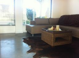 Transparante coating betonvloer - Berkers vloeren