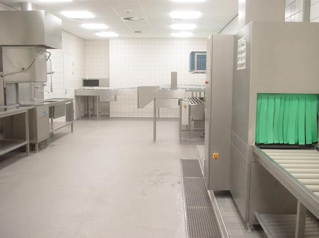 Gietvloer Betonlook Keuken : Vloeren fotos berkers vloeren cementdekvloeren gietvloeren en