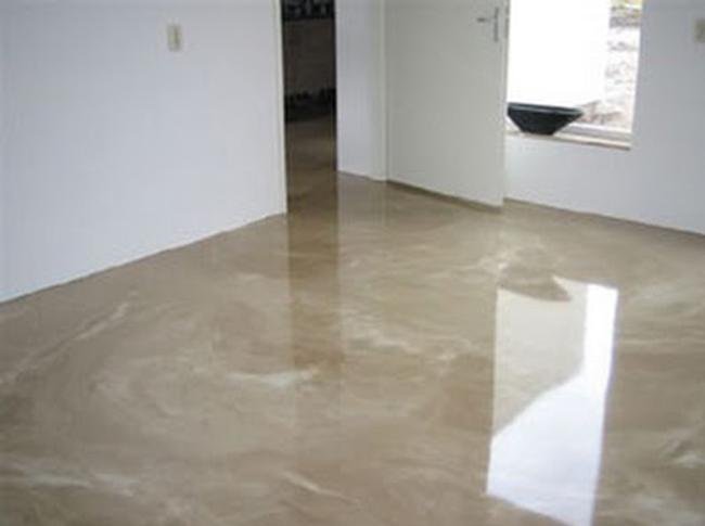Keuken Gietvloer Marmer : Vloeren fotos berkers vloeren cementdekvloeren gietvloeren en